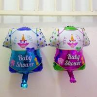 Balon Baby Shower/ Balon Baju Baby Girl/ Balon Baju Baby Boy 40 cm