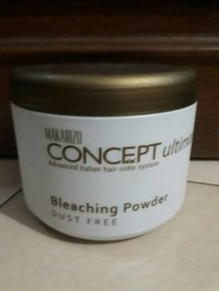 MAKARIZO Concept Ultimax Bleaching Powder pot 500g