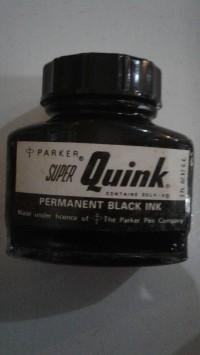 Ink tinta parker