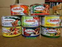 """Ikan Tuna Kaleng """"Isabella"""""""