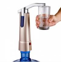 Rechargable Electric Water Dispenser Pump Pompa Galon Elektrik Pompa A
