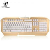 WarWolf Gaming Keyboard K-5 - 7 LED Light - Keyboard Gaming