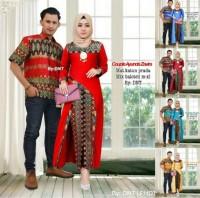Batik Couple Kebaya / Sarimbit Ayunda Zafira