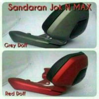Sandaran Jok Yamaha NMAX / Bahel Motor NMAX / Sandaran motor NMAX