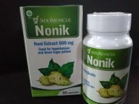 OBAT HERBAL SIDO MUNCUL-NONIK (Untuk Hipertensi, Diabetes, Kolesterol)