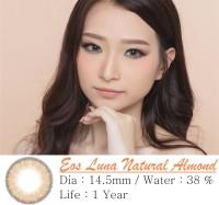 Softlens eos Luna Natural Almond
