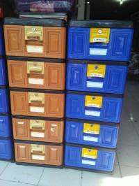 lemari plastik napolly ssn 5 swnb 500