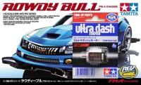 PROMO TAMIYA ROWDY BULL & DINAMO ULTRA DASH MOTOR