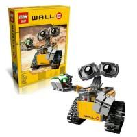 Disney Pixar Wall-E WallE Exclusive Ideas Lego kw 21303 Lepin 16003