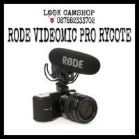 MICROPHONE RODE VIDEOMIC PRO / VIDEO MIC PRO RYCOTE