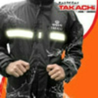 Jas Hujan Merk Takachi Japan Berkualitas Premium Xl Xxl Xxxl
