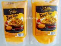 Saos keju (cheese sauce) euro gourmet by cimory