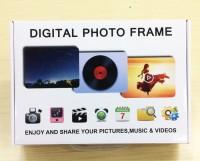 """Digital Foto Frame 7"""" Multimedia Murah"""