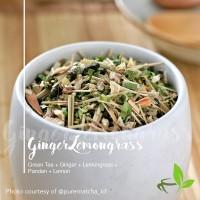 Artisan Cafe Tea - Teh Jahe Serai Sereh Lokal Ginger Lemongrass 50gr