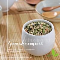 Artisan Cafe Tea - Ginger Lemongrass Teh Jahe Serai Sereh Lokal 10gr