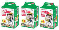 Isi Refill Fujifilm Instax Mini Instant Color Film isi 60