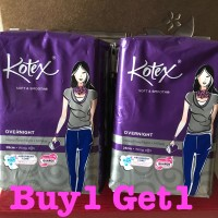 harga Kotex soft & smooth overnight 28cm 14pads wing [promo! buy1get1] Tokopedia.com
