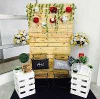 Dekorasi Lamaran/dekorasi photobooth/backdrop lamaran/wedding