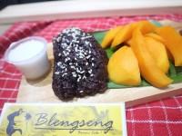 Mango Black Sticky Rice!