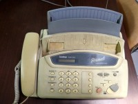 Mesin Fax BROTHER tipe FAX-555