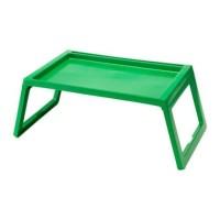 IKEA KLIPSK Baki untuk Tempat Tidur - Bisa dilipat, hijau