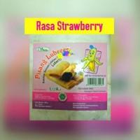 Pisang Lumer Shaza rasa Strawberry isi 10 biji