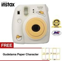 Fujifilm Instax Mini 8 Gudetama Limited Edition Kamera Polaroid