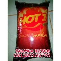 Saos Sambal Hot 1