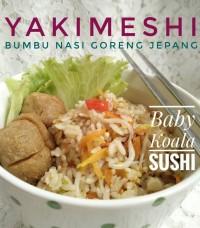 Bumbu Kamameshi/ Yakimeshi Nasi Liwet/ Nasi Goreng Ala Jepang HALAL