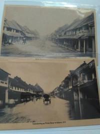 kartu pos bergambar jadul Batavia Chinatown Jakarta