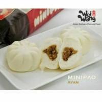 Weiwang mini pao wei wang minipao daging ayam isi 23