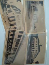 kartu pos bergambar Bangunan Jakarta batavia betawi jadul Seri 4