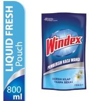Windex Liquid Pouch 800mL