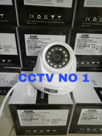 kamera cctv hisomu jett black indoor 2mp 1080 4in1 murah bagus