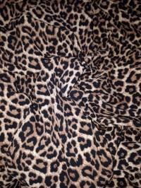kain boble Macan/bahan gaun dan gamis