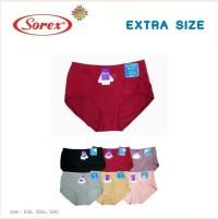 Celana Dalam Wanita Soft Sorex 8421 Ekstra Besar Jumbo QXL/XXXXXL/6L