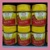 Bubuk kari koepoe koepoe, kare, Curry Seasoning 25gram