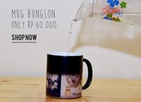 Mug Bunglon