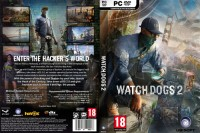 Watch Dogs 2 Inc. All Updates and DLCs PC Laptop