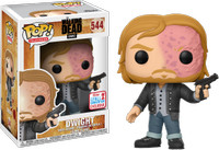 Funko Pop Original- The Walking Dead - Dwight With Burnt Face - NYCC 1