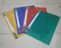 Bisnis file / map plastik dg acco (lusin)