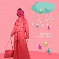 Jas Hujan Cablin Project model Anna Long Raincoat (gamis)