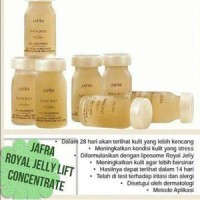 Jafra royal jelly lift concentrate serum