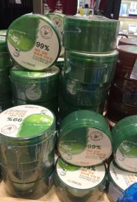 The Saem Jeju Fresh Aloe Soothing Gel 99% ORIGINAL 100%