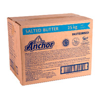 Anchor butter salted 1kg