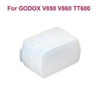 Omni Bounce Flash Diffuser Dome For Godox TT600 TT685 V850II V860II