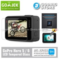 GoPro Hero 6 LCD Tempered Glass Screen Protector Anti Gores