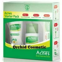 Acnes Starter Pack 3 in 1 Original