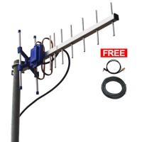 Antena Yagi TXR 145 Dual Driven Penguat Sinyal Modem Bolt Slim 2 E5577