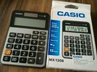 Casio Calculator MX-120B - Kalkulator Meja Office Desktop MX 120 B